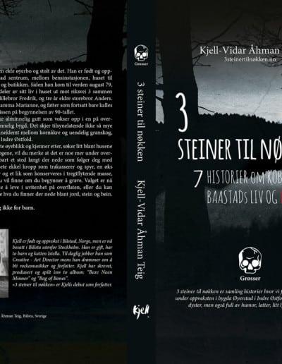3 steiner til nøkken - hardcover bok